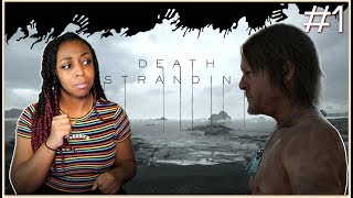 I AM CONFUSION?!? | Death Stranding Part 1 Gameplay!!