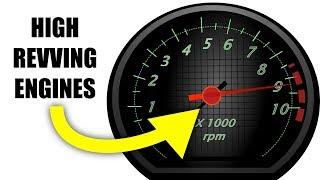 How Do Some Engines Rev To 9,000 RPM?