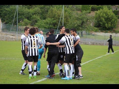 2014 - U19 Demie Finale Coupe Drôme Ardèche Georges Etienne 2014
