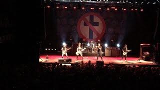Bad Religion live at Cologne E-Werk 09.07.17 Part 1