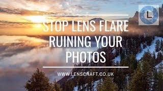 How To Remove Lens Flare From A Photo
