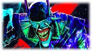 БЭТМЕН КОТОРЫЙ СМЕЕТСЯ: ДЖОКЕР УНИЧТОЖИЛ БЭТМЕНА? DC COMICS