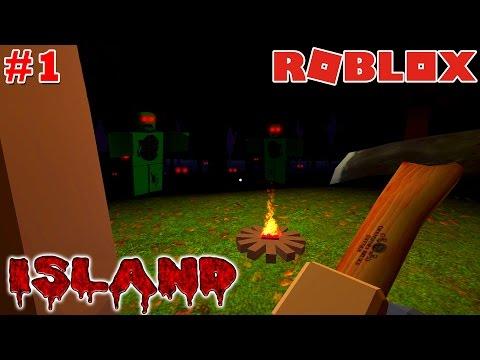 Roblox | SINH TỒN TRÊN HÒN ĐẢO ĐẦY QUÁI VẬT #1 - Island | KiA Phạm