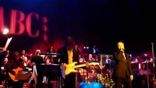 ABC All Of My Heart live Royal Albert Hall 8th April 2009 Lexicon special