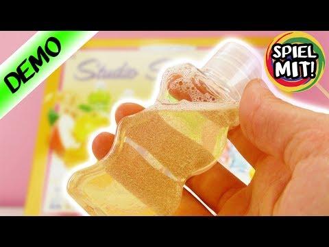 Shampoo selber machen deutsch | DIY Set für Conditioner/ Spülung und Shampoo | Spiel mit mir