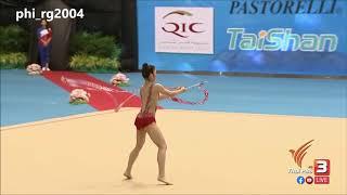 2019 Asian Championships   PHI J R  Tijam   Ribbon JR Q