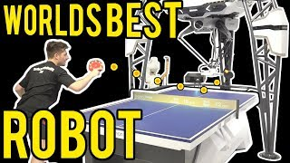 "(Video) ""Watch Robot Play Some Amazing Table Tennis"""