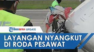 Layangan Tersangkut di Pesawat Citilink yang Akan Landing di Jogja, Pilot Kaget hingga Lapor ATC