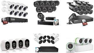 Top 10 Best Surveillance Camera System 2019