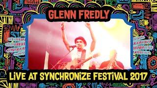 Glenn Fredly Live At SynchronizeFest   8 Oktober 2017