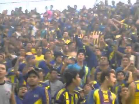 """Chancholigans 2015"" Barra: Chancholigans • Club: Sportivo Luqueño"