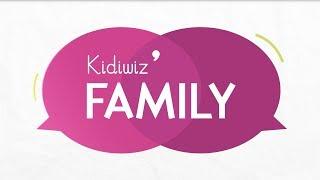 VIDEO DE PRESENTATION KIDIWIZ' FAMILY