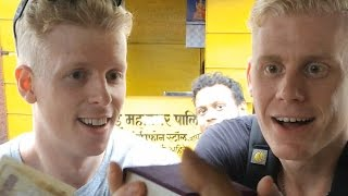How to sell bidi to a foreigner | 2 Foreigners In Bollywood