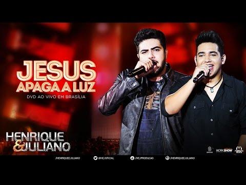 Música Jesus Apaga A Luz