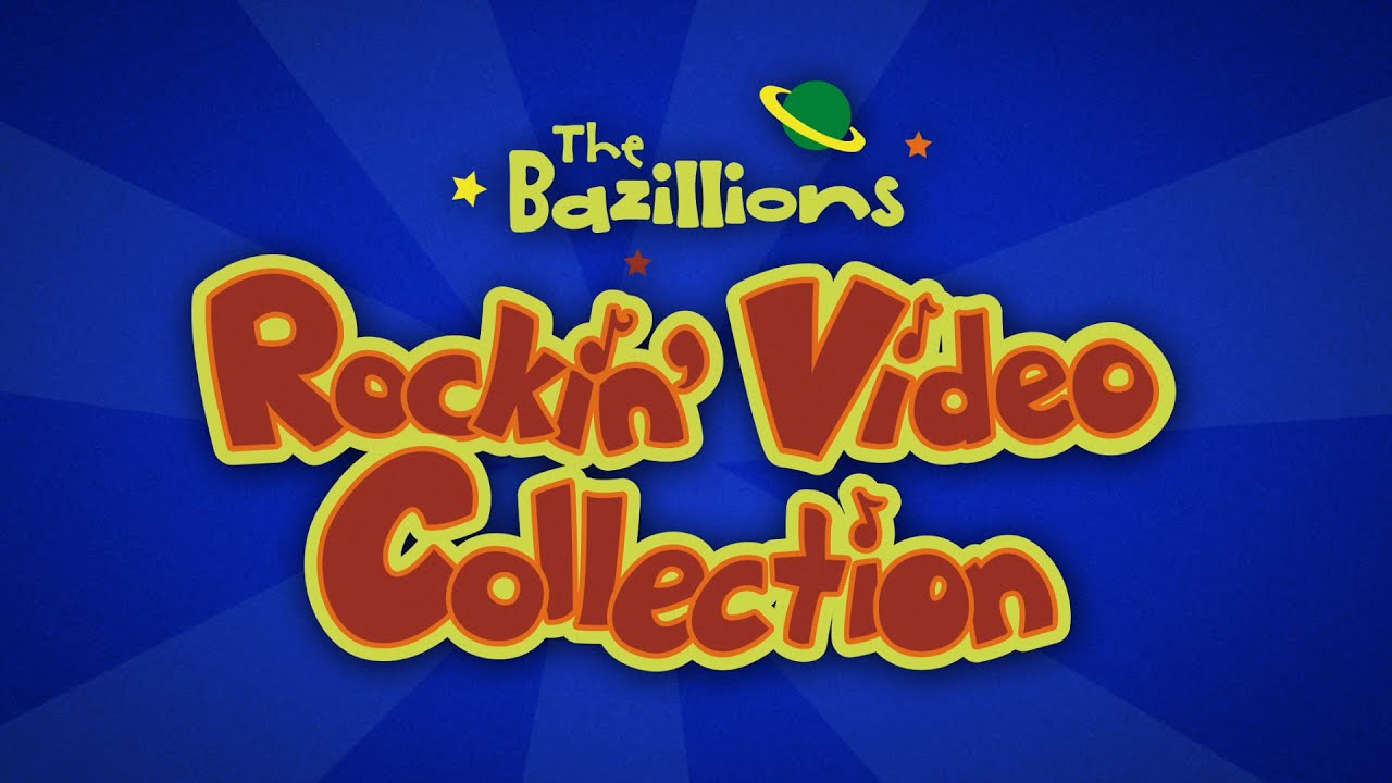 The Bazillions Rockin' Video Collection (Amazon Instant Video or DVD)