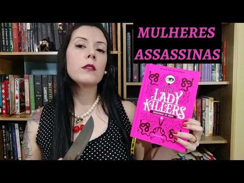 Lady Killers: Assassinas em série (Tori Telfer)