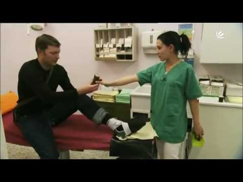 Gesund lebt-Programm über zervikale Osteochondrose