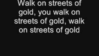 Streets Of Gold - 3Oh!3 Lyrics