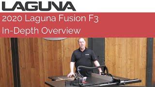 In-Depth Overview: 2020 Laguna Fusion F3
