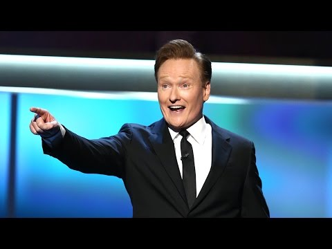 Conan O'Brien's Opening Monologue from the 2016 NFL Honors Show