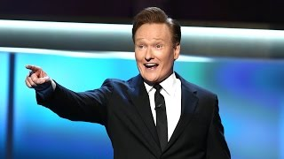 Conan O'Brien's Opening Monologue | 2016 NFL Honors Show