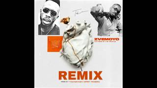 Takura - Zvemoyo (Remix) ft Mr. Kata (Official Audio)