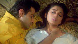 राजा और मधु आये करीब | Madhuri Dixit | Sanjay Kapoor | Raja | Movie Part 04