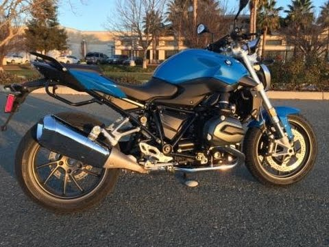 2015 BMW R1200R * Generation Next