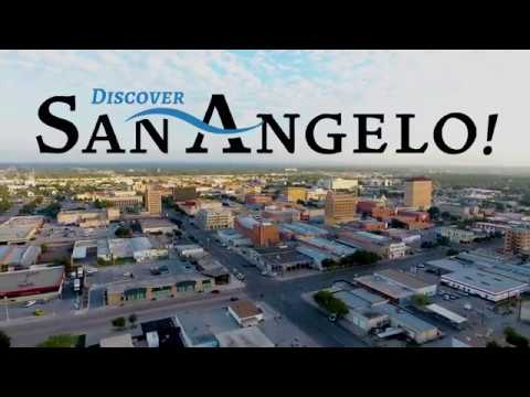 Explore San Angelo