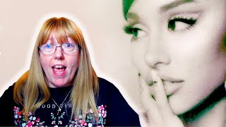 Vocal Coach Reacts to Ariana Grande 'my hair' Positions