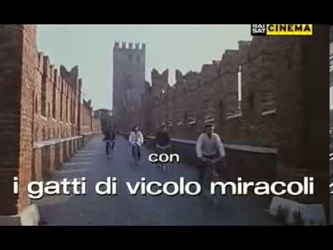 Significato della canzone Verona beat di I Gatti Di Vicolo Miracoli