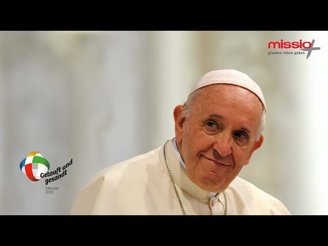 Gemeinsam mit Papst Franziskus