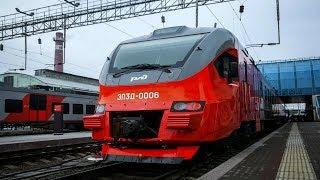 Первый в России фронт зацеп ЭП3Д