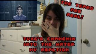 AKA REACTS! CHANGMIN from 東方神起 / 「Into The Water」MV Reaction