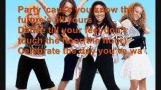 The Cheetah Girls 2 - The Party's Just Begun (lyrics)