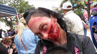 San Antonio Zombie Walk | Part 2 | October 21st 2018