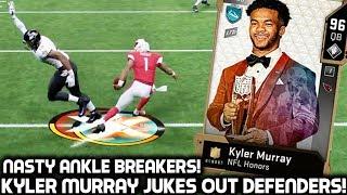 KYLER MURRAY JUKES DEFENDERS OUT! NASTY ANKLE BREAKERS! Madden 20 Ultimate Team