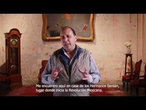 Fernando Manzanilla - La mística que alberga la Casa de los Hermanos Serdán