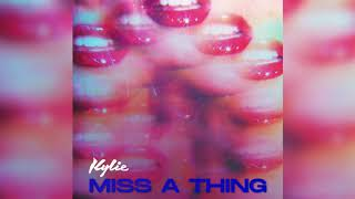 Kadr z teledysku Miss A Thing tekst piosenki Kylie Minogue