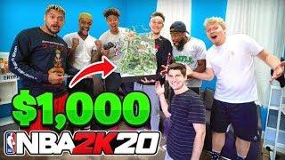 ULTIMATE $1000 2HYPE NBA 2K20 TOURNAMENT! ft. FlightReacts