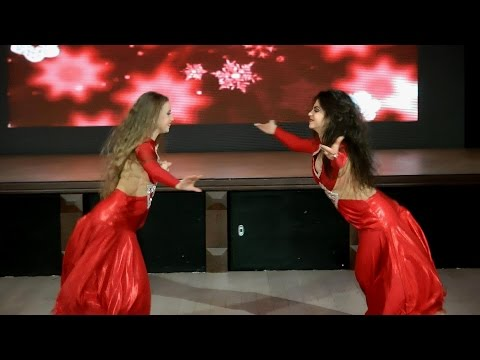 Ekaterina Kornilova & Inessa Dzhagashvili ⊰⊱ Gala show Antares 5 years '14.