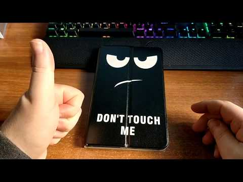 Big Eyes Tablet Case for Xiaomi Mipad 4 - UNBOXING (by Banggood)