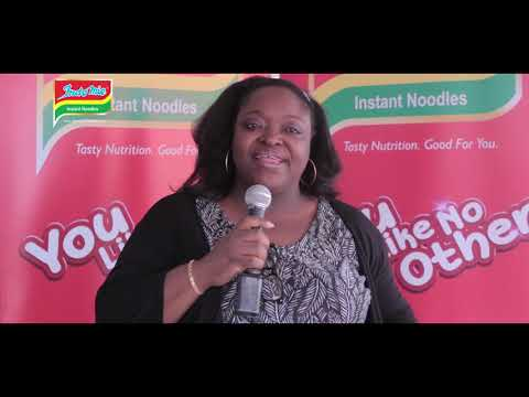 Indomie Hangout with Mum