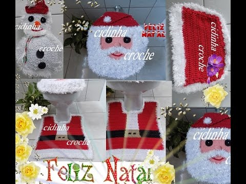 Tapete da Pia - Papai Noel