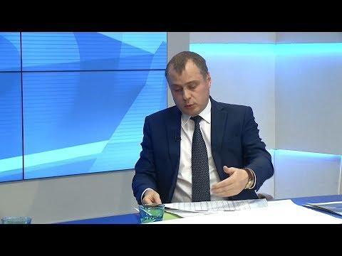 Министр ЖКХ Андрей Майер о новой системе по обращению с твердыми коммунальными отходами