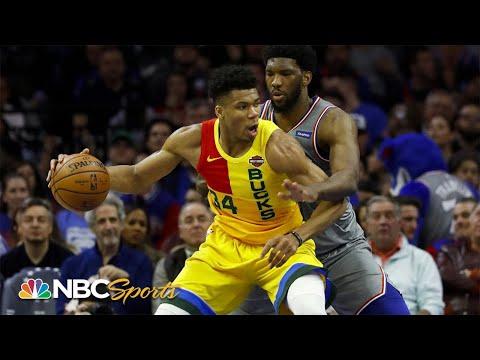 Milwaukee Bucks, Philadelphia 76ers lead the way in NBA Eastern Conference predictions   NBC Sports