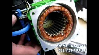 Liftpro - servis i remont električnih dizalica sa lancem