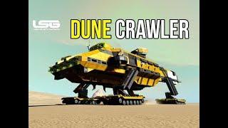 Space Engineers - Osiris Dune Crawler (Homeworld Inspired)