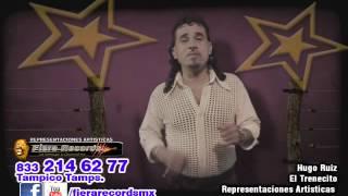 EL TRENECITO - Hugo Ruiz - El Bebé de Los Teclados (Video)