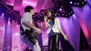 On the line - Demi Lovato feat. Jonas Brothers [LYRICS][HQ]